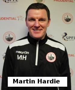 Martin Hardie